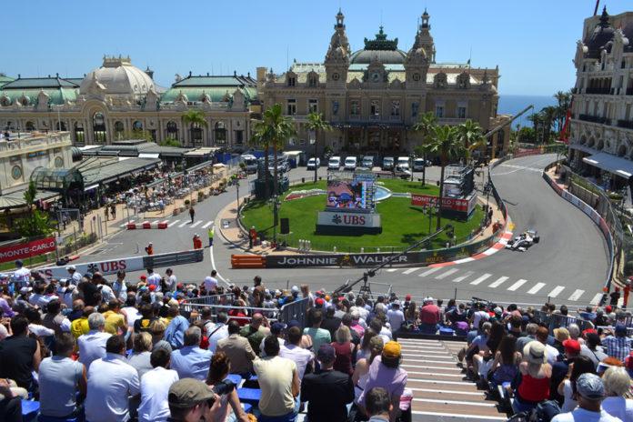 Fórmula 1 Mónaco