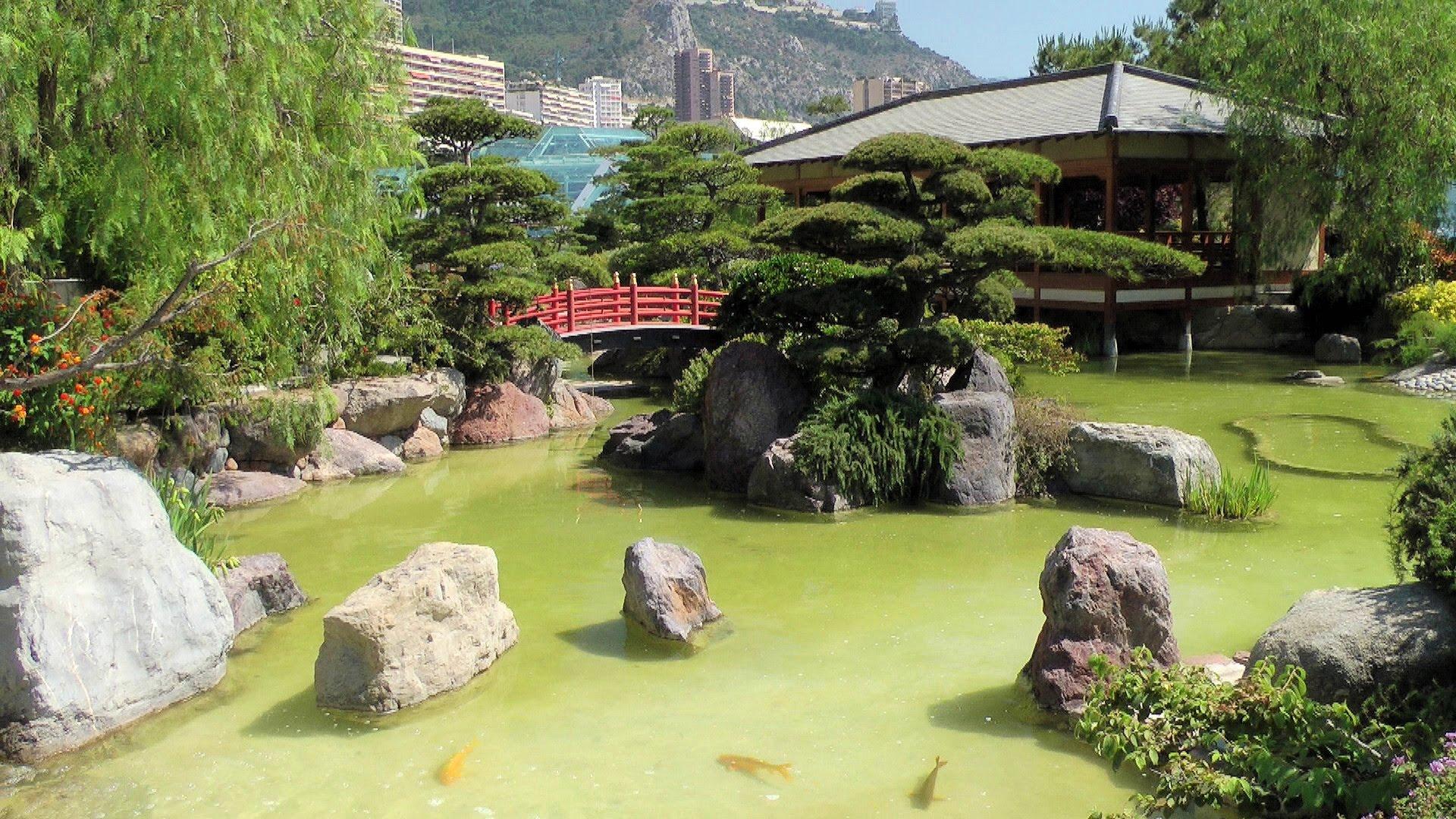 Jard n japon s de m naco viajar a m naco for Jardin japones 2016