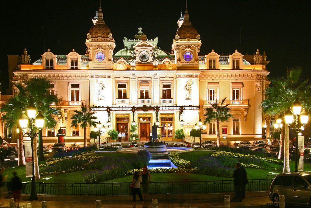 El Gran Casino de Montecarlo