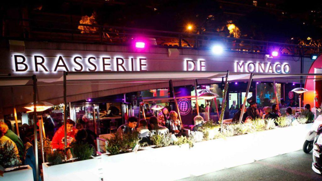 La Brasserie Mónaco