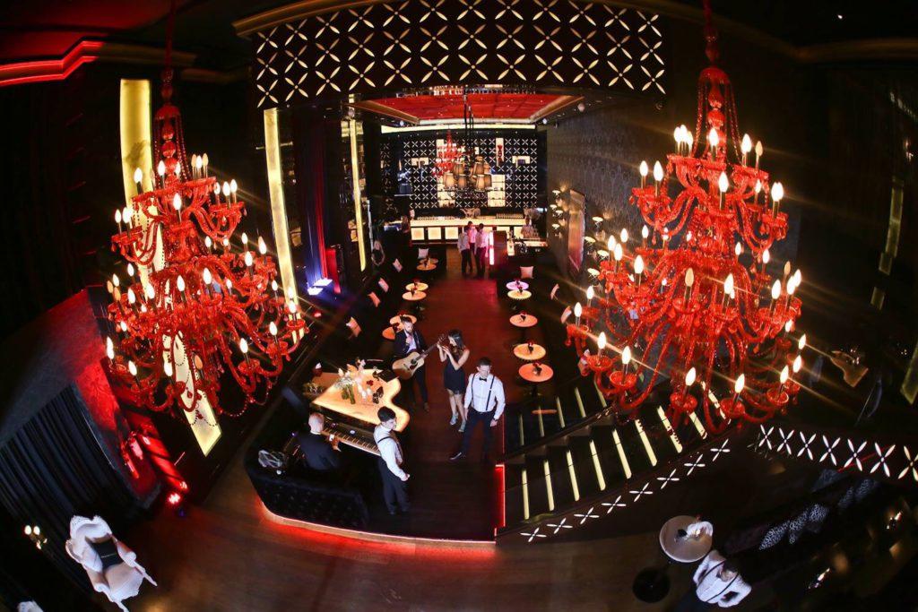 Discoteca Sass Café Mónaco
