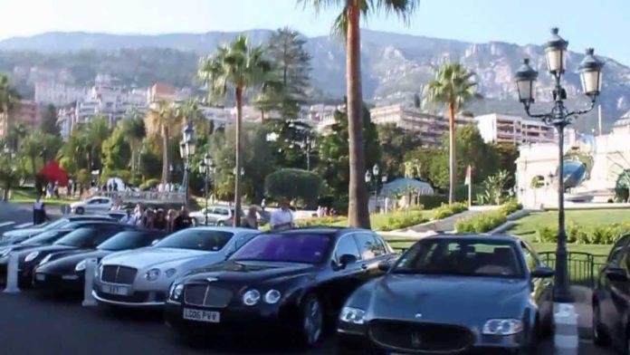Alquiler de coches en Mónaco