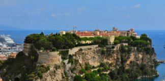 Monaco-Ville, el Peñon